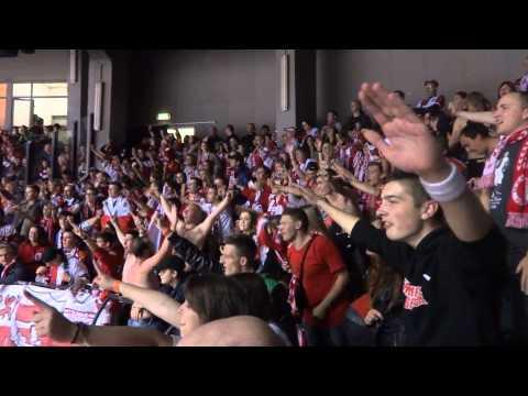 HC Pardubice - HC Slavia Praha 4:5 (27.10.2013) (видео)