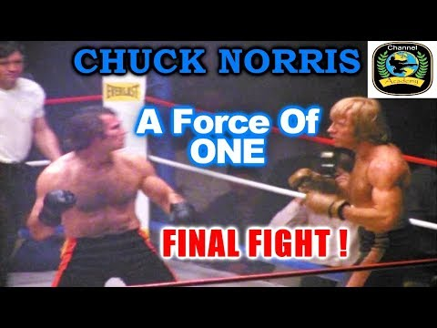 CHUCK NORRIS: A Force of One - Final Fight Remastered HD.