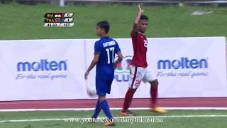 Download Video Aksi Memukau Osvaldo Ardiles Haay Vs Thailand SEA Games 2017 (HD) MP3 3GP MP4