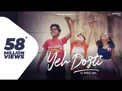 Yeh Dosti Hum Nahi Todenge - Rahul Jain   Unplugged Cover   Sholay   Pehchan Music   Friendship Song