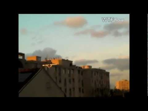 January 2012 UFOs!!! Amazing Sightings over the skies of France!!! 