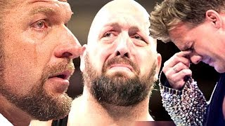 WWE Superstars Reacts To WWE's Releases - WWE Funny And Sad Moment 2014