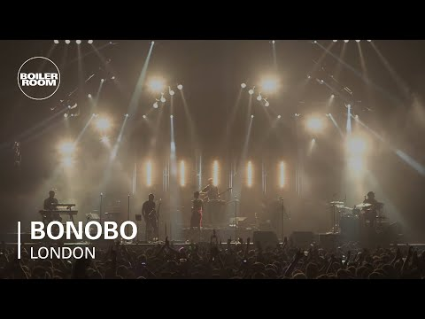 Bonobo Boiler Room London — Live at Alexandra Palace
