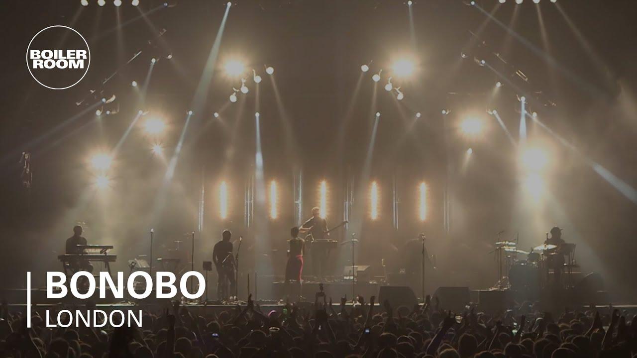Bonobo - Live @ Boiler Room x Alexandra Palace 2014