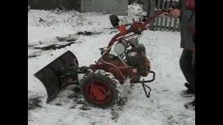Мотоблок Мотор Сич. Снеговая лопата Отвал МБ Мотор Сич