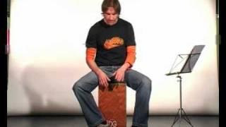 curso gratis online de Cajon - percusion