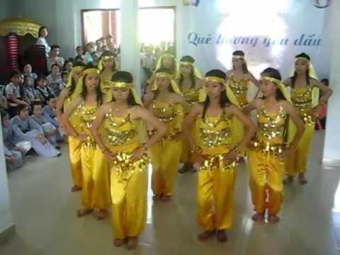 Vũ khúc: Ấn Độ - tìm về nguồn cội - www.gdptculai.com