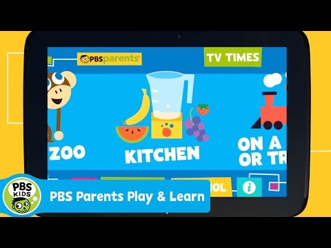 Video of PBS Parents Play & Learn