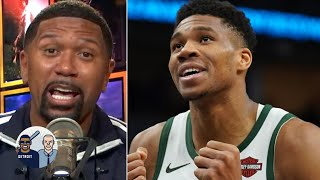 Jalen Rose: Giannis' deep 3s make the reigning MVP unguardable | Jalen & Jacoby