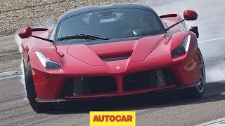 Ferrari LaFerrari review - Maranello's new 950bhp masterpiece tested - YouTube