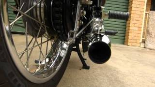 10. Royal Enfield  C5 Classic Chrome