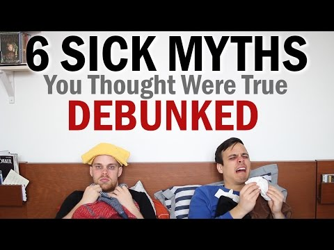 6 Sick Myths You Thought Were True – Debunked