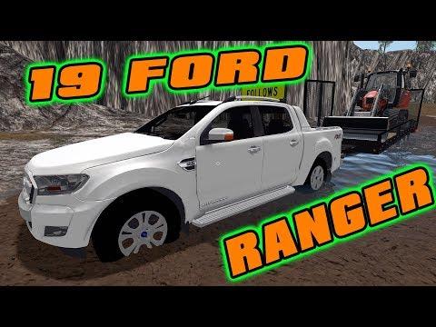 Ford Ranger 2017 v1