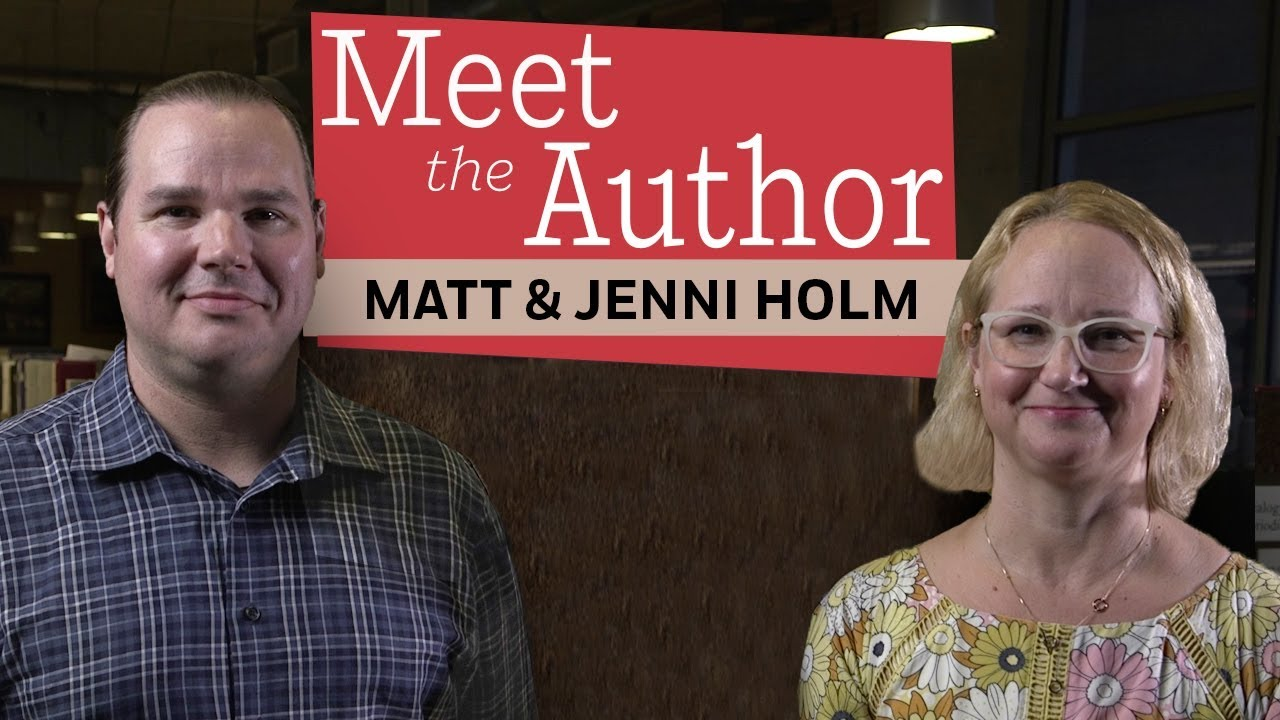 Meet the Authors: Jenni and Matt Holm (BABYMOUSE)