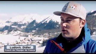 Albiez Montrond France  City pictures : Reportage sur la Coupe de france de ski de bosses d'Albiez 2015 avec Didier Ludovic