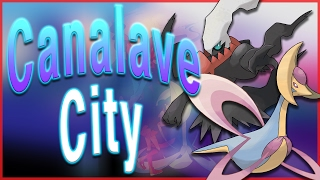 Canalave City Remix (feat. insaneintherainmusic) - Pokémon Diamond, Pearl, and Platinum by HoopsandHipHop