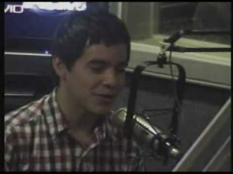 MAGIC 89.9 interviews DAVID ARCHULETA video version PART 1