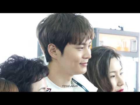 2017-03-19 Joo Won - Mountia Sign  Event at Daegu (видео)