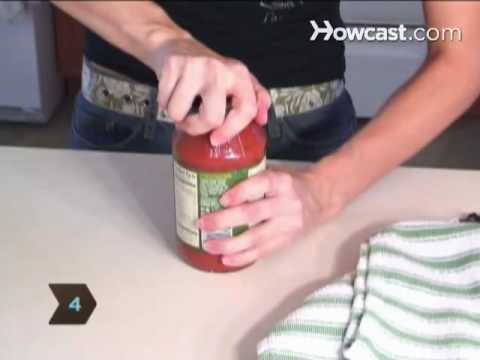 How to Open a Jar