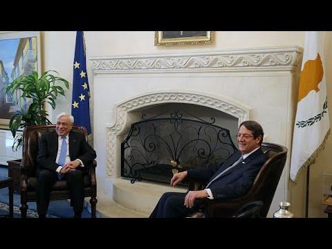 Παυλόπουλος: «Να τελειώσει η απαράδεκτη εκκρεμότητα του Κυπριακού»…