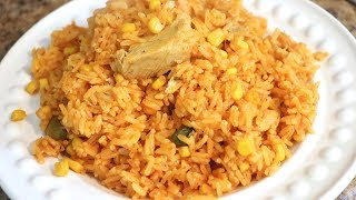 Locrio de Tuna (Atún) y Maíz | Sabor en tu Cocina | Ep. 187