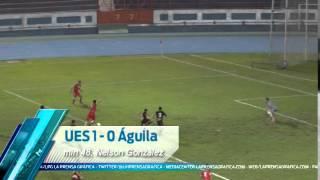 UES 1 -  0Águila J12 Apertura2014