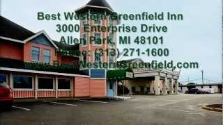 Allen Park (MI) United States  City new picture : Best Western Greenfield Inn - Allen Park MI (Metro Detroit) - (313) 271-1600