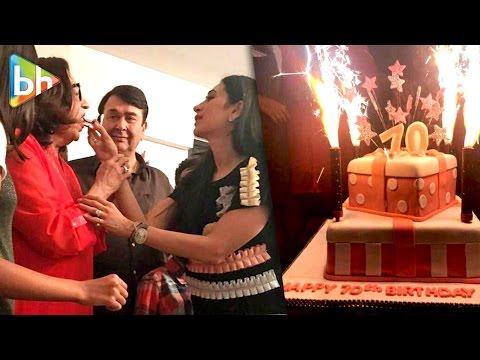 Video Kareena Kapoor Khan   Karisma Kapoor Host A Birthday Bash For Mom Babita download in MP3, 3GP, MP4, WEBM, AVI, FLV January 2017