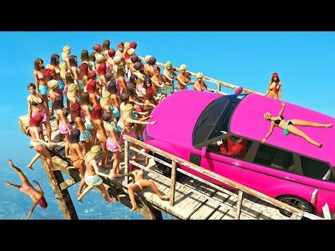 GTA 5 FAILS & WINS #48 (BEST GTA V Funny Moments Compilation) (видео)