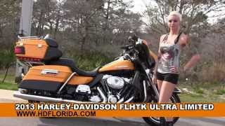 10. Used 2013 Harley Davidson Electra Glide Ultra Limited Motorcycles for sale