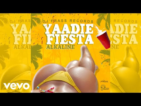 Video Alkaline - Yardie Fiesta (Official Audio) download in MP3, 3GP, MP4, WEBM, AVI, FLV January 2017