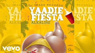 Video Alkaline - Yardie Fiesta (Official Audio) MP3, 3GP, MP4, WEBM, AVI, FLV Februari 2019
