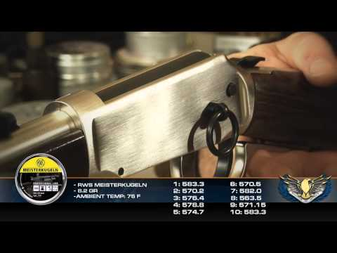 Airgun Reporter Episode 89 - Walther Lever Action CO2 Air Rifle