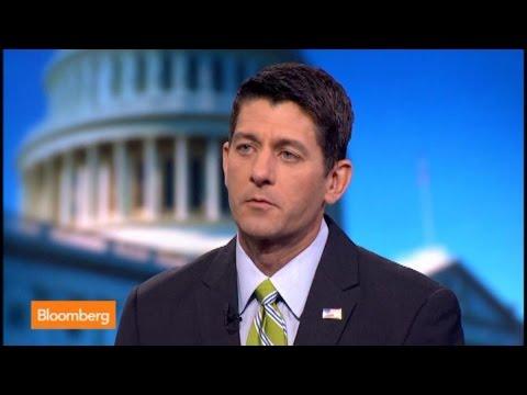 Paul Ryan: I'd Drive Mitt Romney's 2016 Campaign Bus