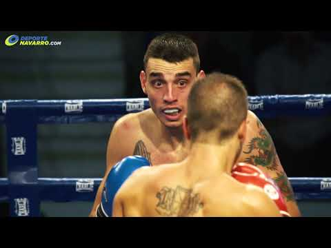 Adrian Rebole vs Alex Garcia 2