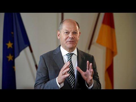 Υποψήφιος για την ηγεσία του  SPD ο Ολαφ Σολτς