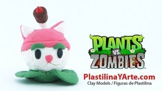 Rabo De Gato De Plastilina De Plantas Vs Zombies Vidinfo