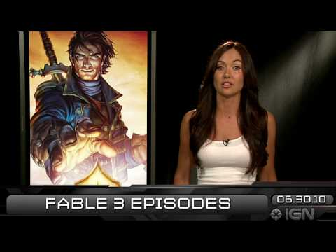 preview-IGN Daily Fix, 6-30: Fable 3 & Wonder Woman\'s New Look (IGN)