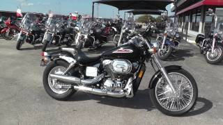 3. 400005 - 2001 Honda Shadow Spirit   VT750DC - Used motorcycles for sale