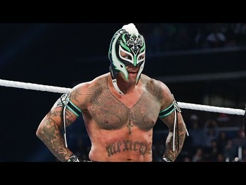 "Rey Mysterio ""Welcome Back"""