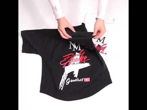 Симпатичный комплект одежды для мальчиков, футболка, шорты, хлопковы… видео