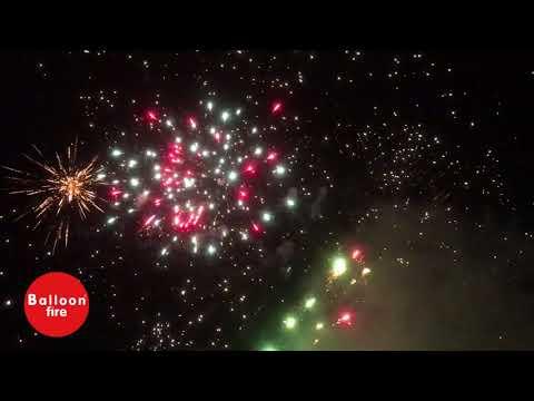 Πρέβεδος πυροτεχνήματα Ιούλιος 2018