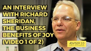 The business benefits of joy