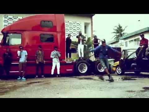 DOWNLOAD MP4 VIDEO: Maphian – Nigga Wey Dey Flex