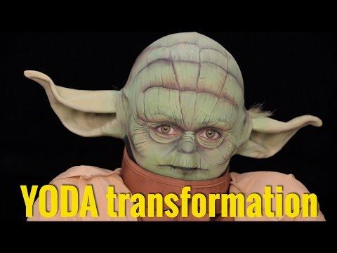 Star Wars Yoda Transformation- CHRISSPY