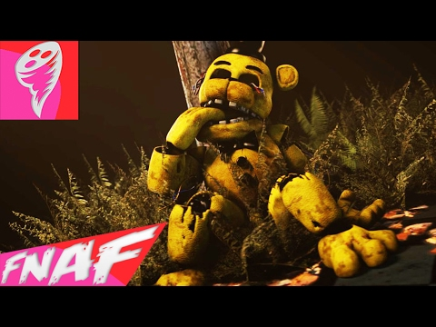 (Five Nights at Freddy's Song Animation) Bvrnout x VOVIII - Apache ✔