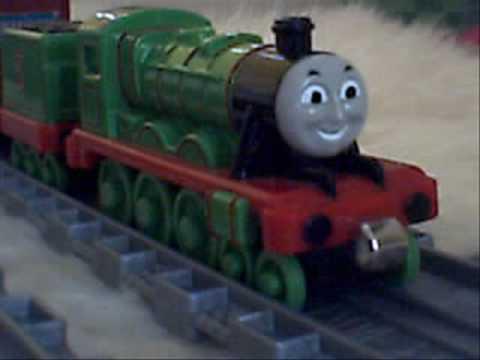 Thomas the tank engine - Flying kipper (Take along remake)