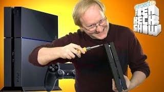 Ben Heck's PlayStation 4 Teardown