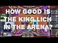 Hearthstone Arena -  [Amaz] How good is the Lich King in the Arena?