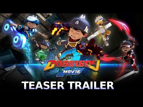 BoBoiBoy Movie 2™ | Official Teaser Trailer - Thời lượng: 2:26.